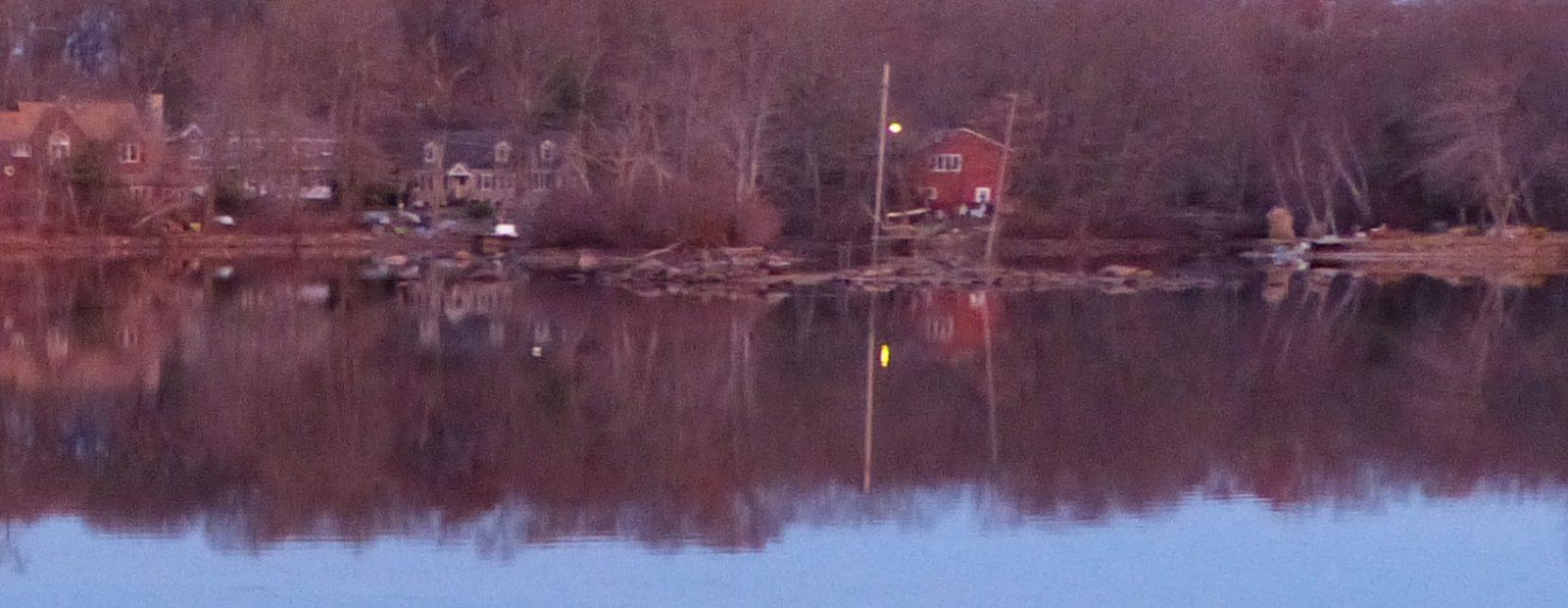 Quietude over Cedar Lake